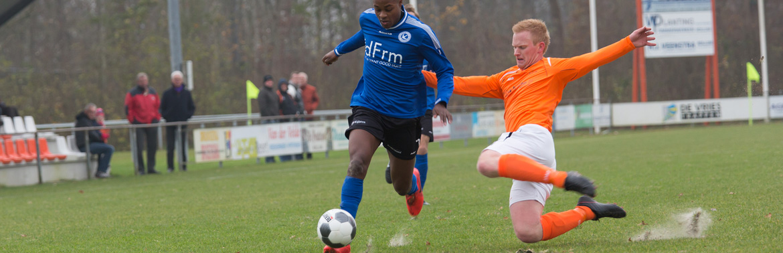 <span class=&quot;orange&quot;>Yannick Hoekstra - </span>Kollum - Blauw wit